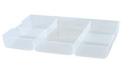 """Органайзер - вкладыш для контейнеров """"Smart Box"""" 5,5 и 11,7л"""
