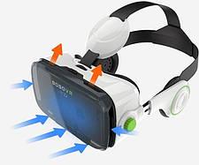 3D очки виртуальной реальности BOBO VR Z4 с наушниками, фото 2