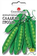 Семена горох Сладкая гроздь 50 г