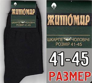 Носки мужские осень- весна размер 41-45 Житомир (бамбуковые)