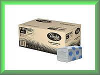 Полотенца бумажные BASIC Р101 Tischa Papier (серая макулатура, однослойные, ящик 20 пачек)