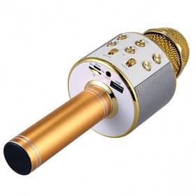 Беспроводной караоке микрофон Wster WS 858