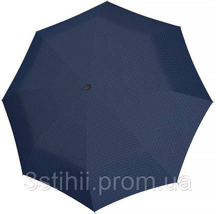 Зонт складной Doppler Carbonsteel 744867F02 автомат Синий, фото 2