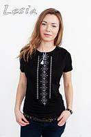 Жіноча футболка Класика сіра