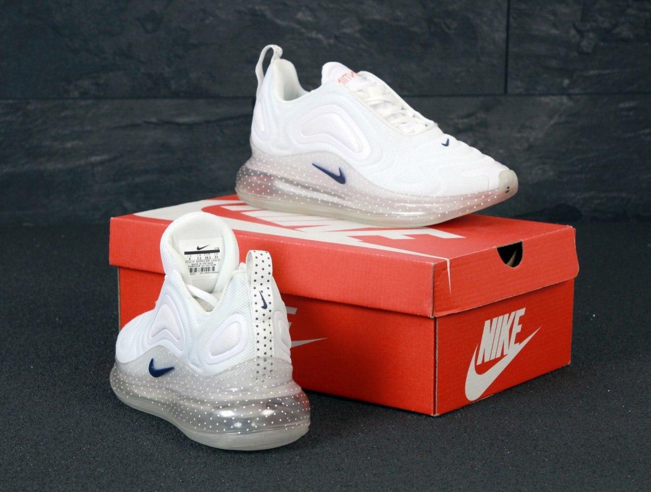 Кроссовки женские Nike Аir Мax 720 31447 белые