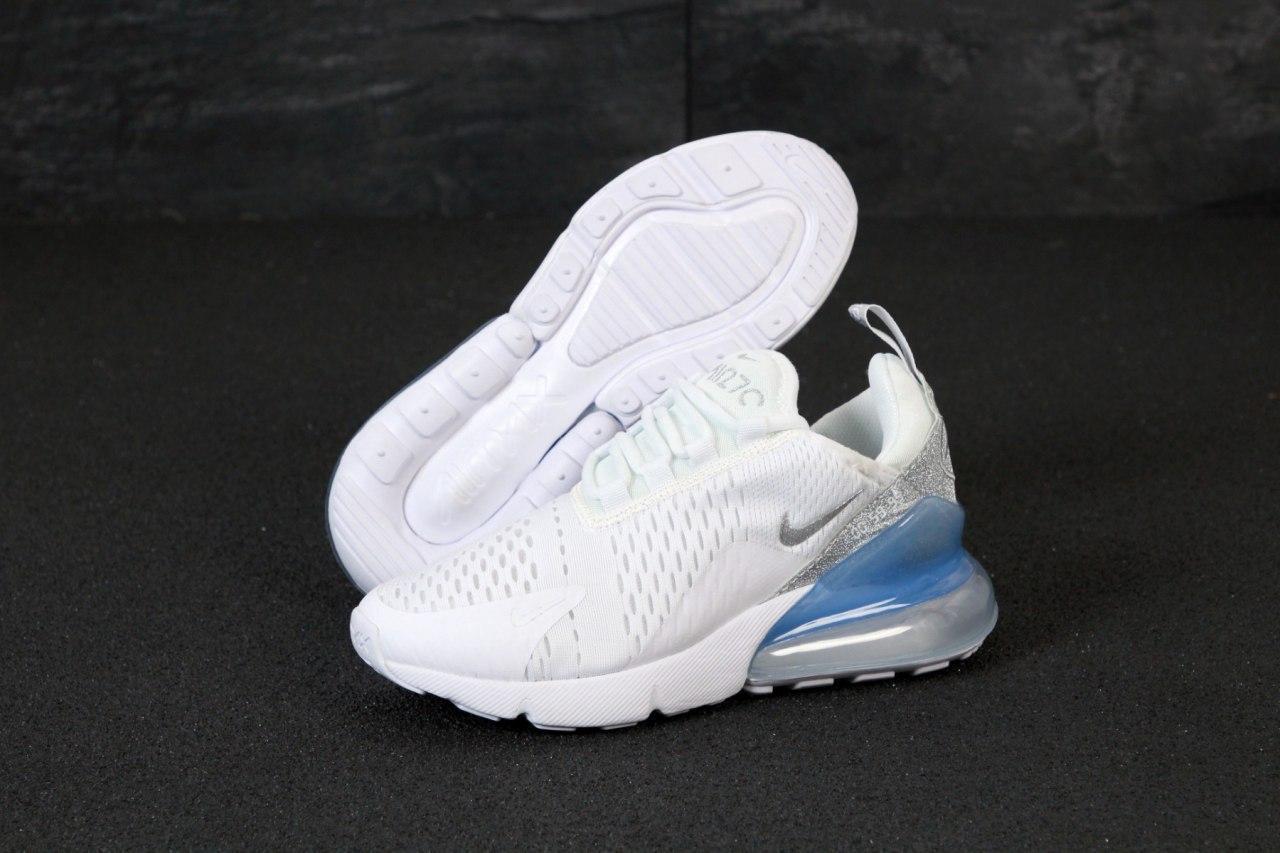 Кроссовки женские Nike Аir Мax 270 31448 белые