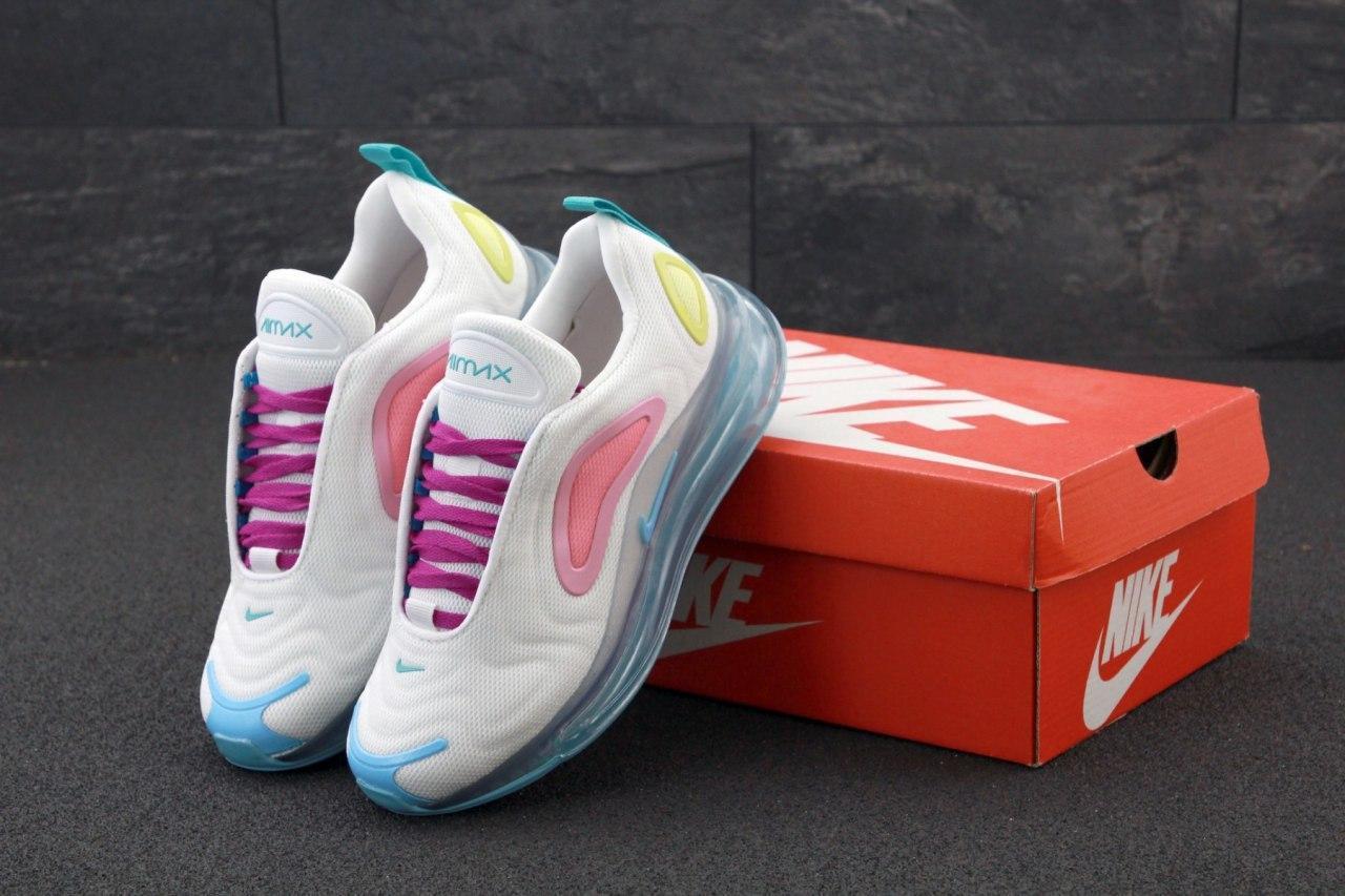Кроссовки женские Nike Аir Мax 720-818 31456 белые