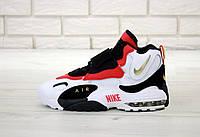 Кроссовки мужские Nike Air Max Speed Turf 31428 черно-красные, фото 1