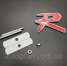 Емблема решітки радіатора Honda R