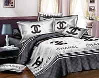 Плед  (плотная микрофибра) Chanel (200*210)