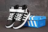 Мужские кроссовки Adidas Originals Varial MID 31465 черные, фото 4