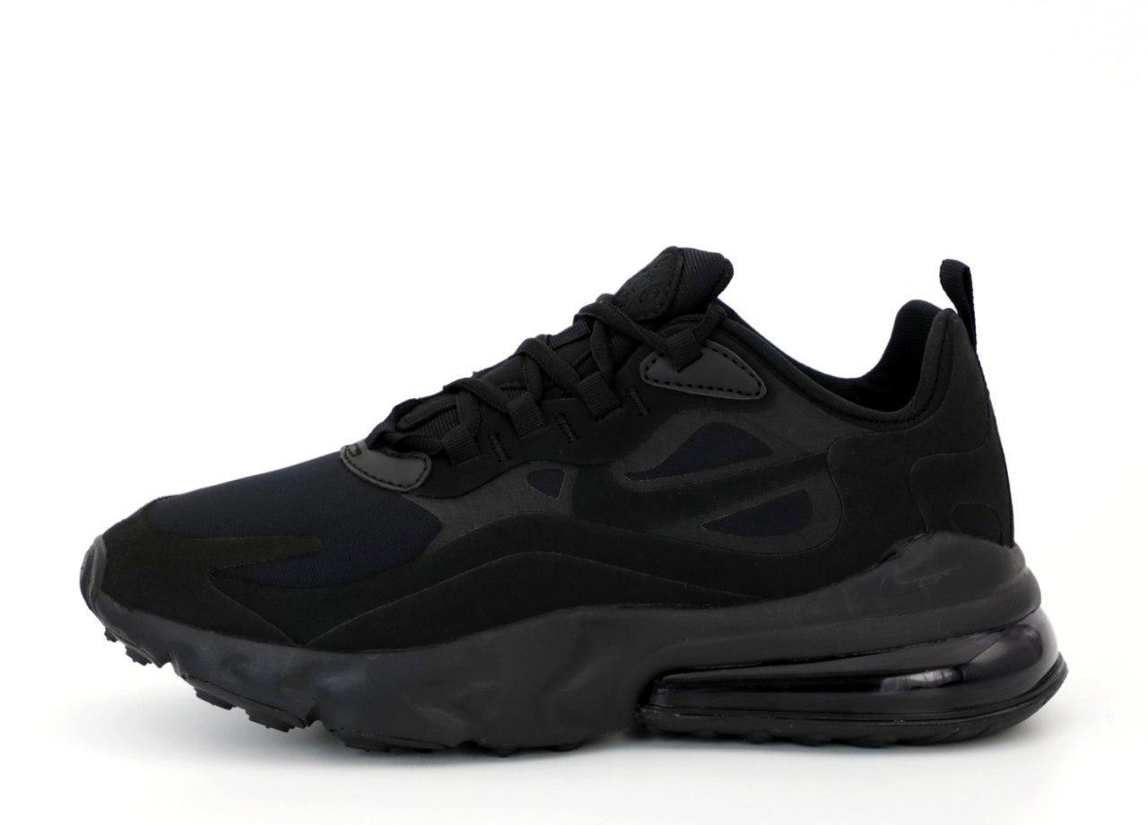 Мужские кроссовки NIKE AIR MAX 270 REACT 31490 черные