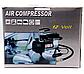 Насос автомобильный с манометром, Компрессор HH399 AIR COMRPRESSOR (SINGLE BAR GAS PUMP), фото 5