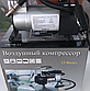 Насос автомобильный с манометром, Компрессор HH399 AIR COMRPRESSOR (SINGLE BAR GAS PUMP), фото 7