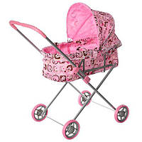 Детская коляска для кукол 9308 / 002
