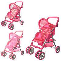 Детская коляска для кукол 9352/011