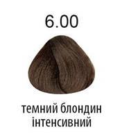 Kaaral 360 Colours.Стойкая крем-краска тон 6.00 интенсивный темный натуральный блондин 100 мл, фото 1