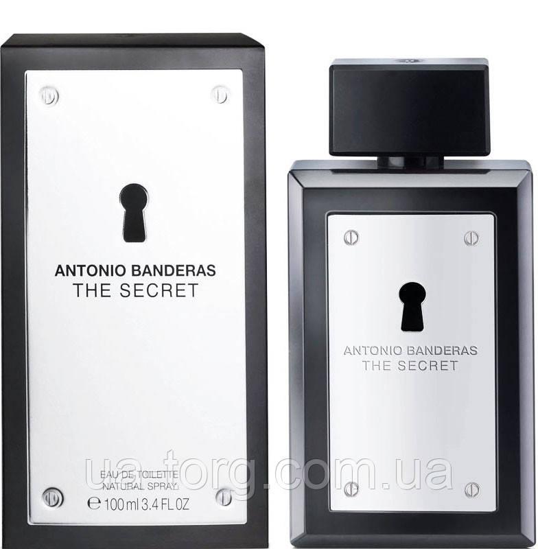 Мужская туалетная вода Antonio Banderas The Secret