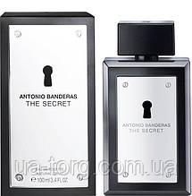 Туалетная вода для мужчин Antonio Banderas The Secret (Зе секрет)