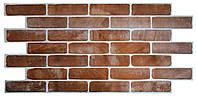 Панель ПВХ Grace Кирпич старый коричневый