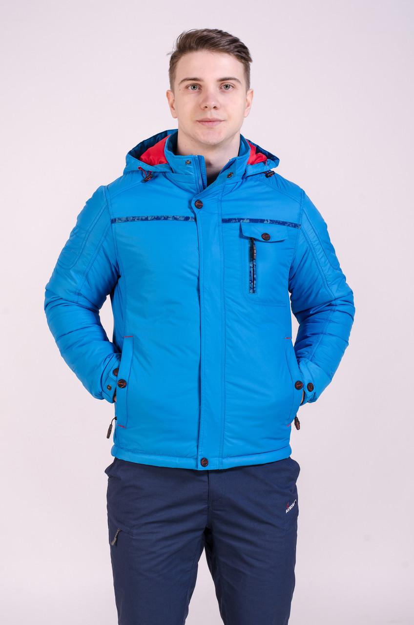 Куртка мужская демисезонная Avecs синий