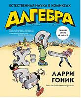 Детская книга Алгебра. Естественная наука в комиксах