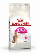 Сухой корм Royal Canin Protein Exigent для кошек, привередливых к составу корма 10 кг