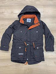 Куртка на флисе для мальчика, Венгрия, Grace, 140, 152, 158 рр., арт. B70873 ,