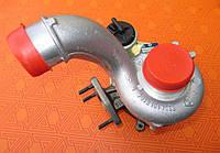 Турбина новая для Opel Vivaro 2.5 cdti. Турбокомпрессор, ТКР Опель Виваро.