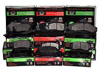 Тормозные колодки HYUNDAI COUPE (GK) 03/2002-09/2006 дисковые задние (с пластинами), Q-TOP (Испания) QE0326S