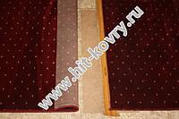 Проварка стыков коврового покрытия