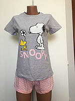 Пижама женская летняя хлопок Узбекистан