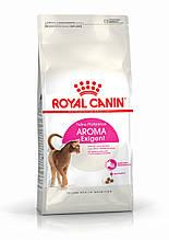 Сухой корм Royal Canin Aroma Exigent для кошек, привередливых к запаху корма 400 г