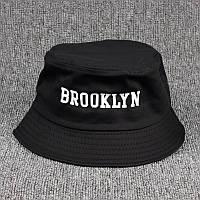 Панама Brooklyn Черная 2, Унисекс, фото 1