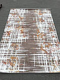 АКРИЛОВЫЙ КОВЕР SETENAY 14339 КРЕМОВЫЙ-ЖЕЛТЫЙ-КОРИЧНЕВЫЙ, фото 4