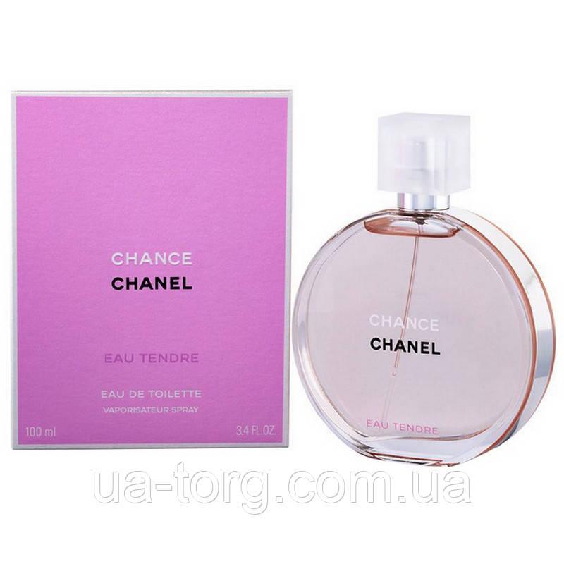 Туалетная вода для женщин Chanel Chance Eau Tendre (Шанель Шанс Еу Тендр) -  ua 111de85d5ca