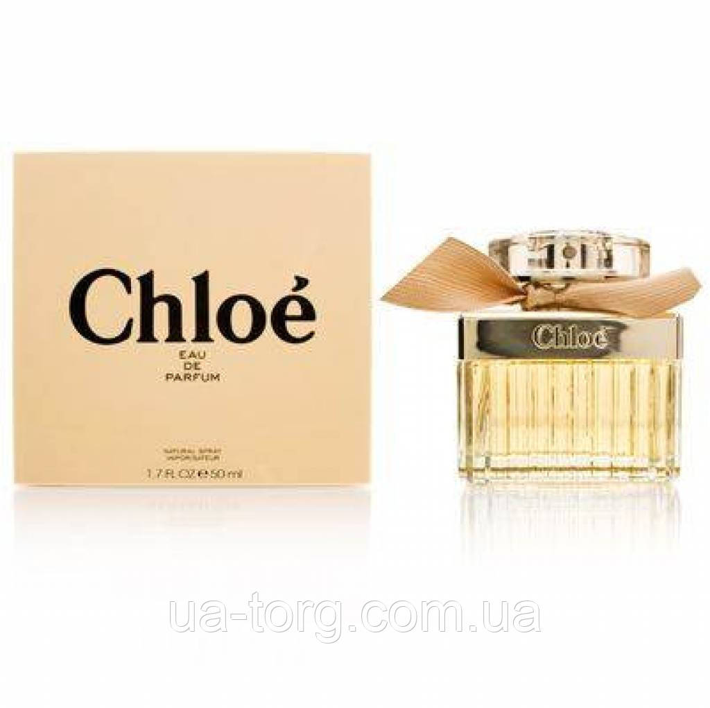 Женская парфюмированная вода Chloe Eau De Parfum