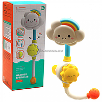 Игрушка для купания Водопад-насос Small Toys на присосках, световые эффекты (YB1795), фото 1