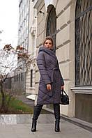 Пальто женское зимнее Виоланта