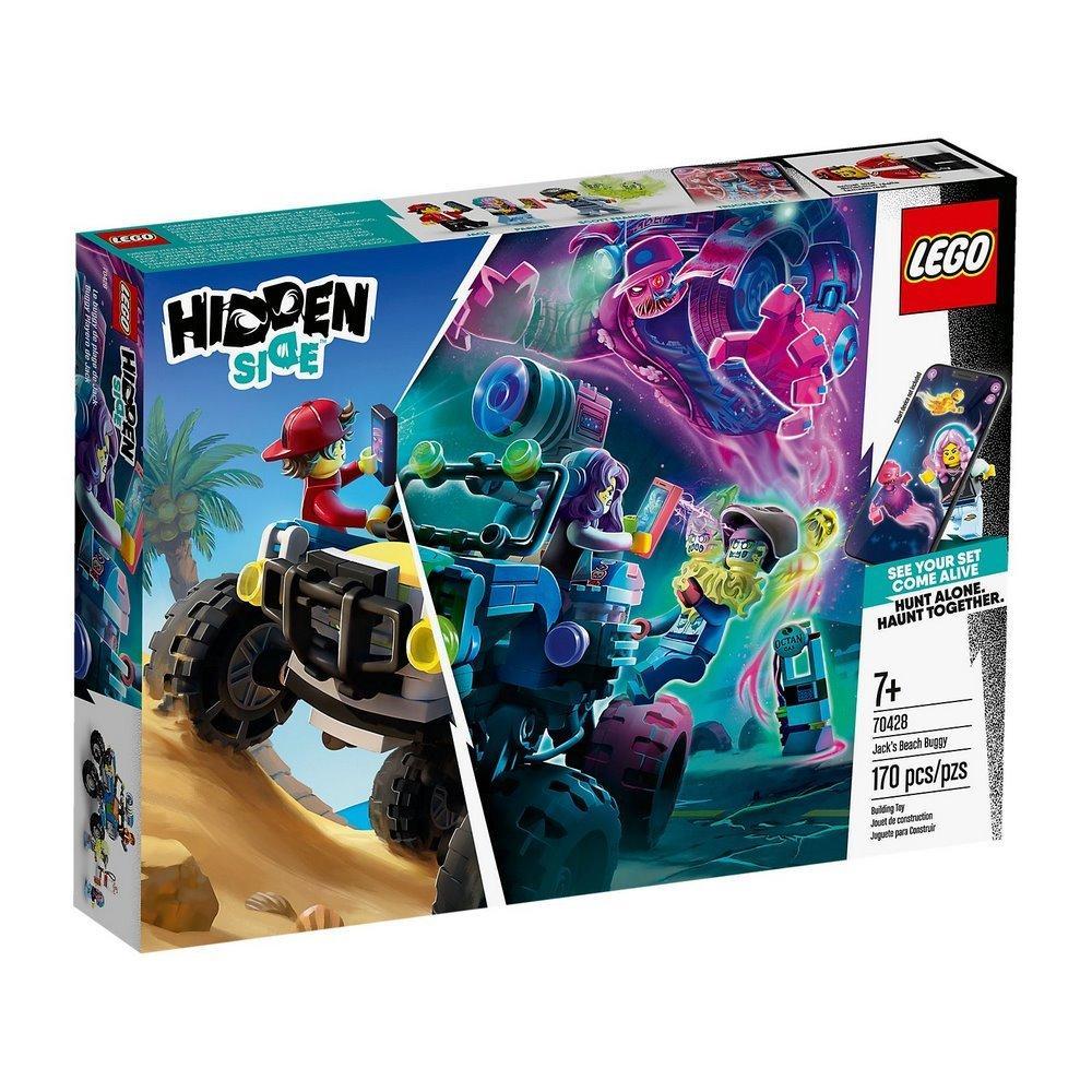 Лего Hidden Side Пляжний баггі Джека