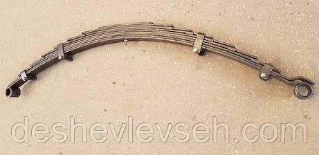 Рессора М-2717 грузовая 9 листов, 2717-2912012 (Украина)
