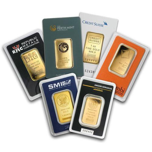 Слиток золота 50 грамм ПО ЛУЧШЕЙ ЦЕНЕ