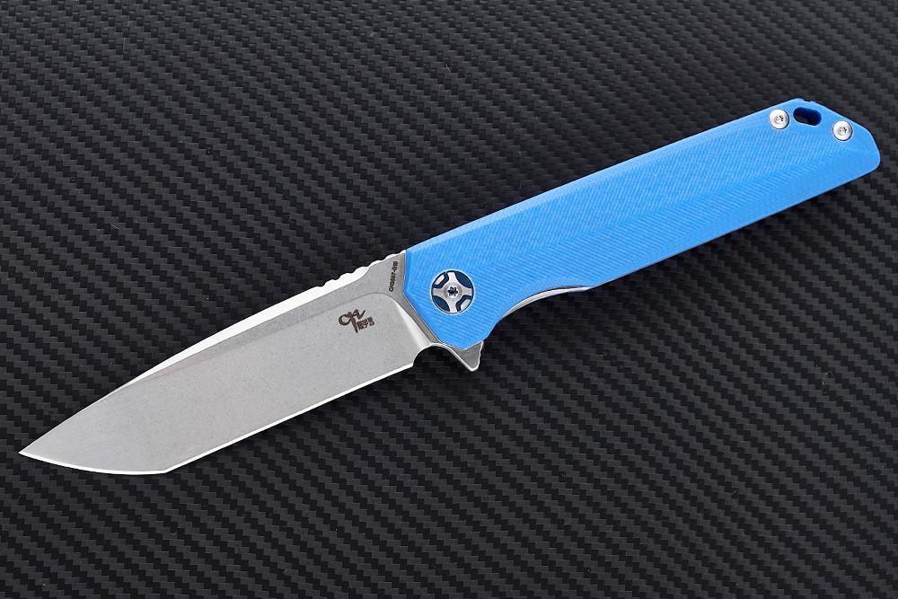 Нож складной CH 3507-G10-blue