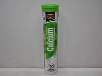 Шипучие таблетки-витамины Kruger Calcium 20 шт
