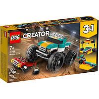 Лего Creator Вантажівка-монстр 31101