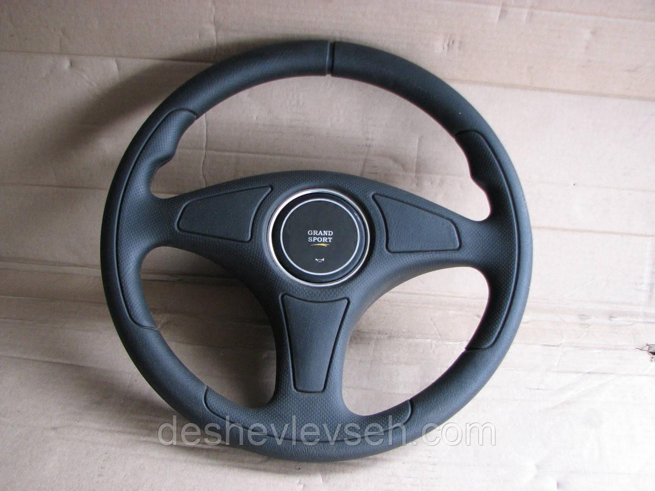 Руль ВАЗ-2101 ГРАНД Спорт, 2106-3402015 (Сызрань)