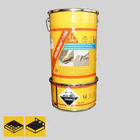 Эпоксидная смола для грунтовки, шпаклевки и стяжек SIKAFLOOR-156 (A+B), 10 кг