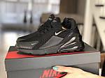 Женские кроссовки Nike Air Max 270 (черные) - Индонезия, фото 2