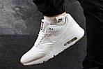 Чоловічі кросівки Nike Air Max 1 Ultra Moire (білі) - Рефлектив - Індонезія, фото 2