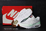 Чоловічі кросівки Nike Air Max 1 Ultra Moire (білі) - Рефлектив - Індонезія, фото 7